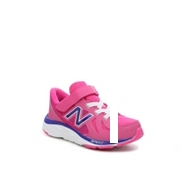 New Balance 790 Girls Toddler & Youth Velcro Running Shoe