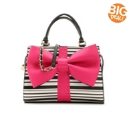 Betsey Johnson Curtsy Satchel