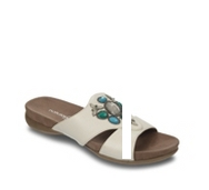 Natural Soul by Naturalizer Amethyst Flat Sandal