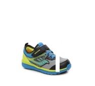 Saucony Baby Volt Boys Infant & Toddler Velcro Running Shoe