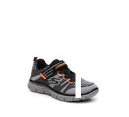 Skechers Flex Advantage Master Mind Boys Toddler & Youth Velcro Sneaker