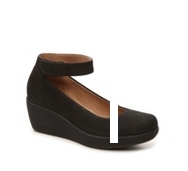 Clarks Fame Wedge Pump