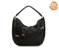 Foley + Corinna Mia Leather Hobo Bag