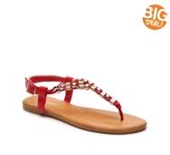 Bamboo Sundance Flat Sandal