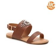 Bamboo Candice-47M Flat Sandal