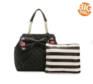 Betsey Johnson Trape Tote