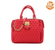 Betsey Johnson Swag Heart Satchel