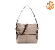 The Sak Sanibel Leather Shoulder Bag