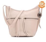 The Sak Newport Leather Shoulder Bag