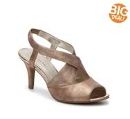 Bandolino Malorie Wishbone Metallic Sandal