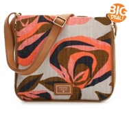 Fossil Preston Floral Crossbody Bag