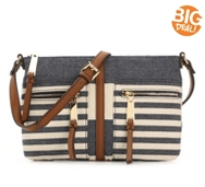 Tommy Hilfiger Striped Crossbody Bag