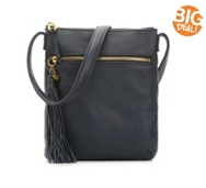 Hobo Sarah Leather Crossbody Bag