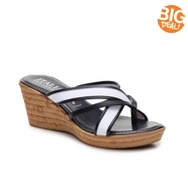 Italian Shoemakers Brooke Wedge Sandal