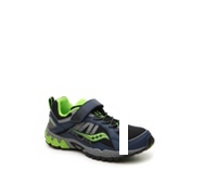 Saucony Excursion Boys Toddler & Youth Velcro Running Shoe