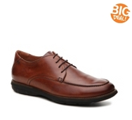 De La Rentis Leather Oxford