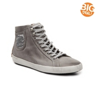 Brusque Nubuck High-Top Sneaker