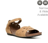 Natural Soul by Naturalizer Marble Flat Sandal