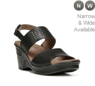 Natural Soul by Naturalizer Rayla Wedge Sandal