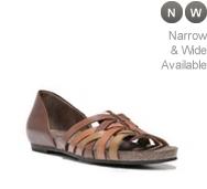 Natural Soul by Naturalizer Macomb Flat Sandal