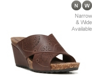 Natural Soul by Naturalizer Torina Wedge Sandal