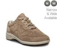 Propet Wasable Walker Suede Walking Shoe