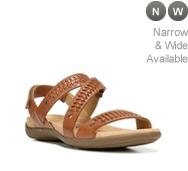 Naturalizer Eliora Flat Sandal