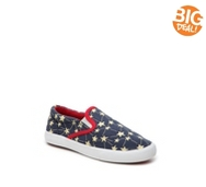 Bucketfeet Connected Stars Girls Toddler & Youth Slip-On Sneaker