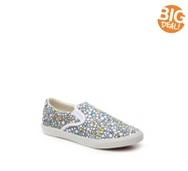 Bucketfeet Poppin Bubbles Girls Toddler & Youth Slip-On Sneaker