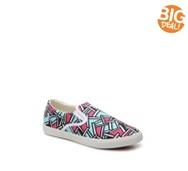 Bucketfeet Bamboo Girls Toddler & Youth Slip-On Sneaker