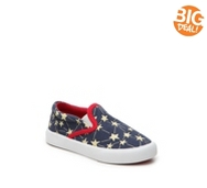Bucketfeet Connected Stars Girls Infant and Toddler Slip-On Sneaker