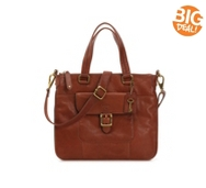 Fossil Becca Leather Satchel