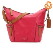 Fossil Emerson Leather Hobo Bag