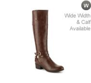 Unisa Tereza Wide Calf Riding Boot