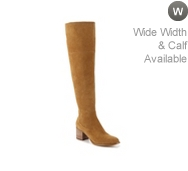 Marc Fisher Epic Wide Calf Over The Knee Boot