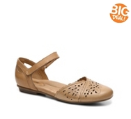 Earth Belltower Flat Sandal