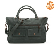 Liebeskind Silky Leather Satchel