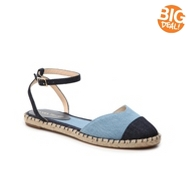 Ivanka Trump Rion Denim Flat