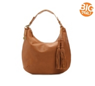 Lucky Brand Jordan Leather Hobo Bag