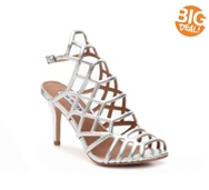 Steve Madden Flither Metallic Sandal