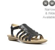 Naturalizer Whisper Flat Sandal