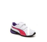 Puma Tazon 6 Girls Infant & Toddler Velcro Running Shoe