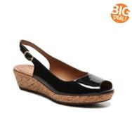 Clarks Artisan Orlena Currant Wedge Sandal