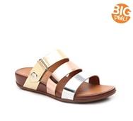 FifFlop Gladdie Slide Wedge Sandal