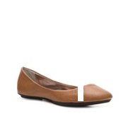 Steve Madden Heaven Leather Flat