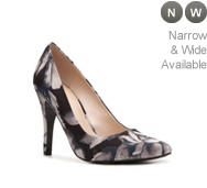 Nine West Gwendle Floral Print Pump