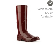 Napa Flex Solon Wide Calf Rain Boot
