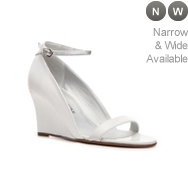 Audrey Brooke Tobago Wedge Sandal