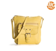 Kelly & Katie Belted Front Pocket Cross Body Bag
