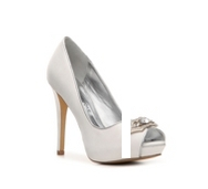 Audrey Brooke Toni Bridal Pump